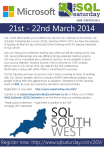 SQLSatExeterAdvert_A5