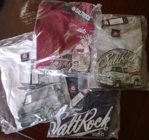 SaltrockTshirts